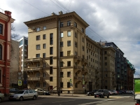 Центральный район, Тверская ул, дом 3