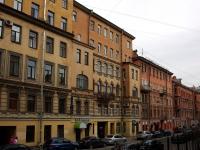 Центральный район, улица Коломенская, дом 5. многоквартирный дом
