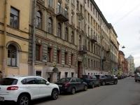 Центральный район, улица Коломенская, дом 7. многоквартирный дом