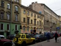 Центральный район, улица Коломенская, дом 9. многоквартирный дом