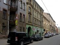 Центральный район, улица Коломенская, дом 11. многоквартирный дом