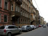 Центральный район, улица Коломенская, дом 15-17. многоквартирный дом