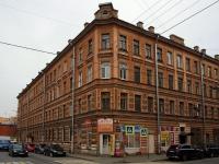 Центральный район, улица Коломенская, дом 19. многоквартирный дом