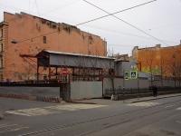 Центральный район, улица Коломенская, хозяйственный корпус