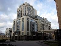 Центральный район, улица Парадная, дом 3 к.2. многоквартирный дом