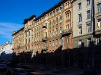 Центральный район, лицей Санкт-Петербургский киновидеотехнический колледж, улица Правды, дом 20