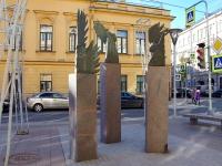 ,  . 雕塑群