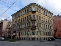 соседний дом: ул. 3-я Советская, дом 32. многоквартирный дом