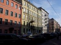 Центральный район, улица Дегтярная, дом 13. многоквартирный дом