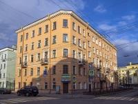 Центральный район, улица Дегтярная, дом 20. многоквартирный дом
