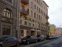 Центральный район, улица 4-я Советская, дом 3А. многоквартирный дом