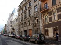 Центральный район, улица 4-я Советская, дом 5. многоквартирный дом