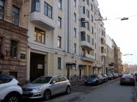 Центральный район, улица 4-я Советская, дом 9. многоквартирный дом