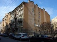 Центральный район, улица 4-я Советская, дом 10. многоквартирный дом