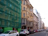 Центральный район, улица 4-я Советская, дом 13. многоквартирный дом