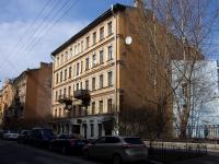 Центральный район, улица 4-я Советская, дом 14. многоквартирный дом