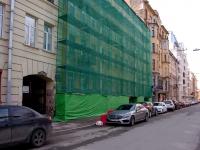Центральный район, улица 4-я Советская, дом 15. многоквартирный дом