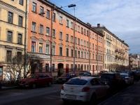 Центральный район, улица 4-я Советская, дом 22-24. многоквартирный дом