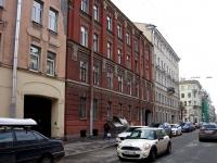 Центральный район, улица 4-я Советская, дом 23. многоквартирный дом