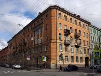 соседний дом: ул. 4-я Советская, дом 26. многоквартирный дом