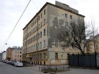 Центральный район, улица Кирилловская, дом 1. многоквартирный дом