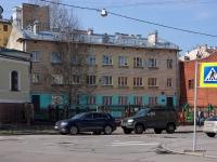 Центральный район, улица Кирилловская, дом 2 ЛИТ А. детский сад №49