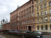 Центральный район, улица Кирилловская, дом 6. многоквартирный дом