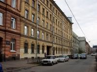 Центральный район, улица Кирилловская, дом 8. многоквартирный дом