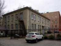Центральный район, улица Кирилловская, дом 12 к.1. детский сад №87