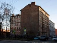 Центральный район, улица Кирилловская, дом 13. многоквартирный дом