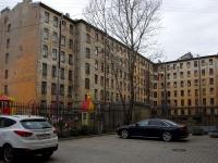 Центральный район, улица Кирилловская, дом 14. многоквартирный дом