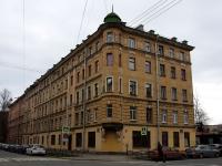 Центральный район, улица Кирилловская, дом 15. многоквартирный дом