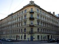 Центральный район, улица Кирилловская, дом 16. многоквартирный дом
