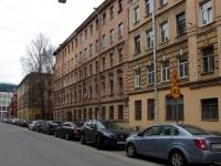 Центральный район, улица Кирилловская, дом 17. многоквартирный дом