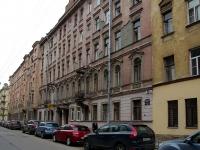 Центральный район, улица Кирилловская, дом 20. многоквартирный дом