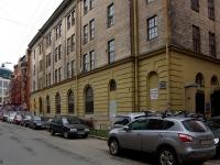 Центральный район, улица Кирилловская, дом 21. многоквартирный дом