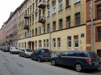 Центральный район, улица Кирилловская, дом 22. многоквартирный дом
