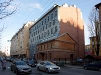 """Центральный район, улица 9-я Советская, дом 3. гостиница (отель) """"HARBOR CLUB HOTEL"""""""