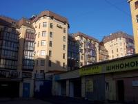 Центральный район, улица 9-я Советская, дом 5. многоквартирный дом