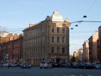 Центральный район, улица 9-я Советская, дом 10-12. многоквартирный дом