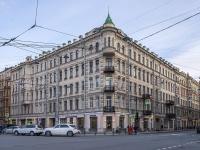 Центральный район, улица 9-я Советская, дом 11-13. многоквартирный дом