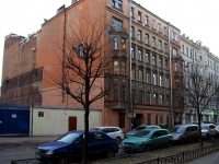 Центральный район, улица 9-я Советская, дом 15. многоквартирный дом