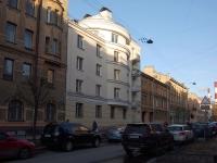 Центральный район, улица 9-я Советская, дом 16. многоквартирный дом