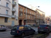 Центральный район, улица 9-я Советская, дом 18. многоквартирный дом