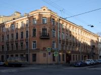 Центральный район, улица 9-я Советская, дом 22. многоквартирный дом