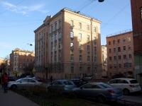 Центральный район, улица 9-я Советская, дом 23. многоквартирный дом