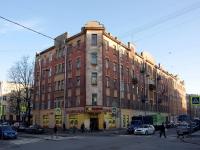Центральный район, улица 9-я Советская, дом 29. многоквартирный дом