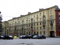 Центральный район, улица Бонч-Бруевича, дом 3. многоквартирный дом