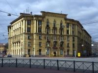 Центральный район, улица Бонч-Бруевича, дом 5. многоквартирный дом