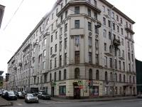 Центральный район, Волоколамский переулок, дом 1. многоквартирный дом